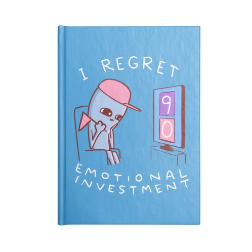 image for STRANGE PLANET SPECIAL PRODUCT: I REGRET EMOTIONAL INVESTMENT