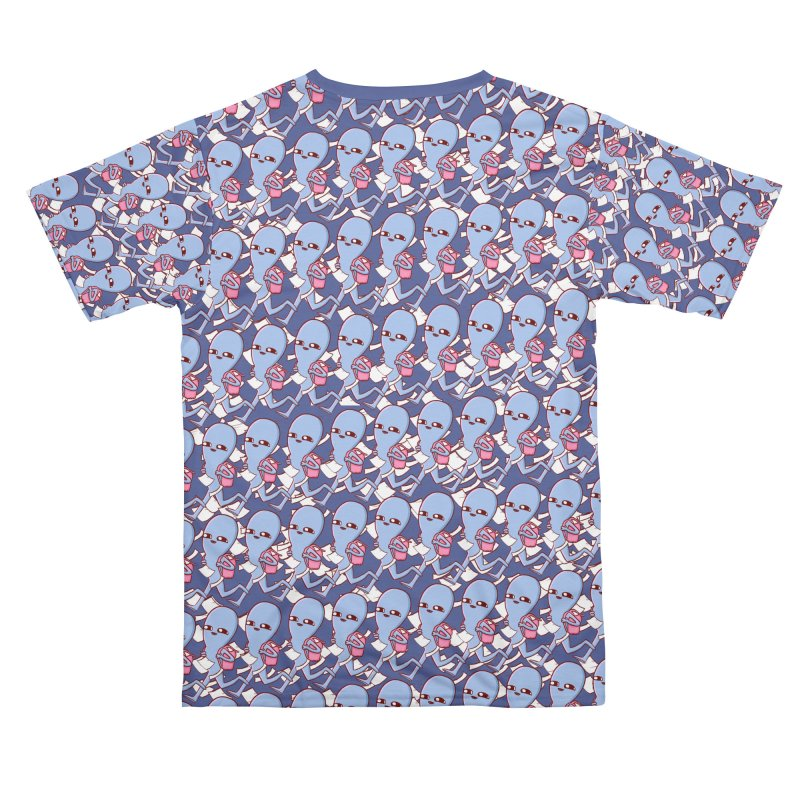 Strange Planet Special Product: Wildly Unprepared Pattern Men's Cut & Sew by Nathan W Pyle