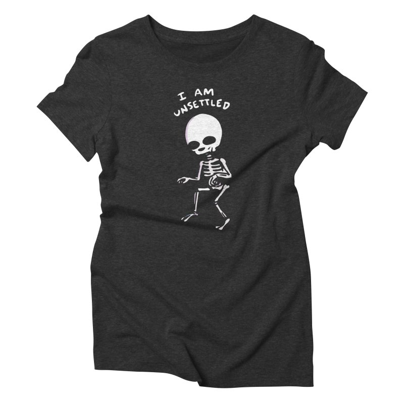 STRANGE PLANET SPECIAL PRODUCT: UNSETTLED Women's T-Shirt by Nathan W Pyle Shop   Strange Planet Store   Thread