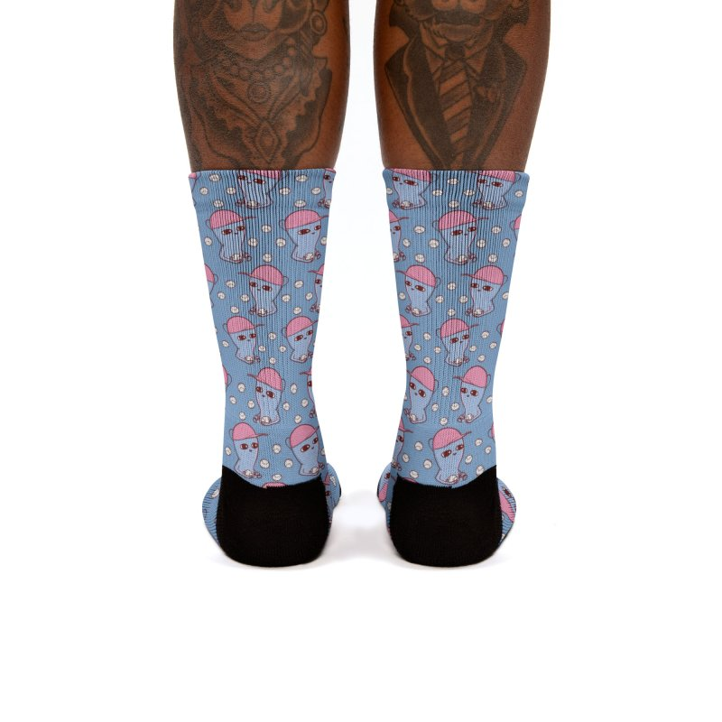 Strange Planet Special Product: Orbcather Pattern Women's Socks by Nathan W Pyle Shop | Strange Planet Store | Thread