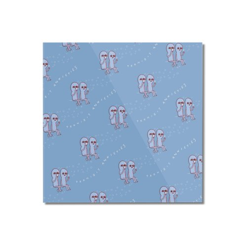 image for Strange Planet Special Product: Prohibit Pattern