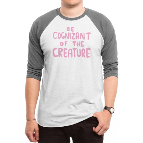 image for BE COGNIZANT OF THE CREATURE v1