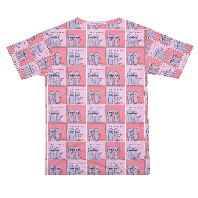 Strange Planet Special Product: Enjoyment Pattern Men's Cut & Sew by Nathan W Pyle Shop | Strange Planet Store | Thread