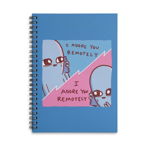 image for STRANGE PLANET SPECIAL PRODUCT: I ADORE YOU REMOTELY