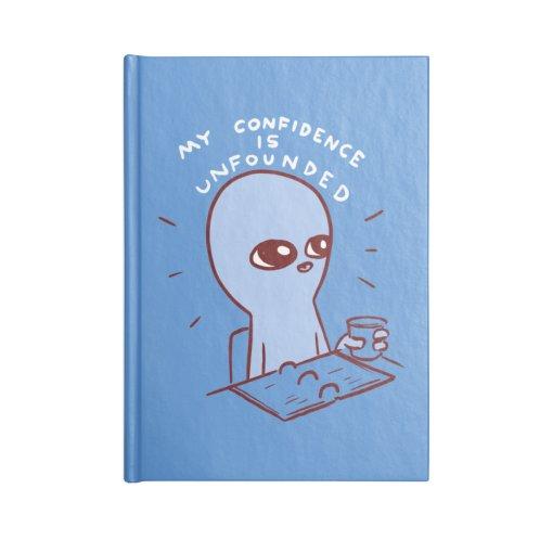 image for STRANGE PLANET: MY CONFIDENCE IS UNFOUNDED (ORIGINAL version)