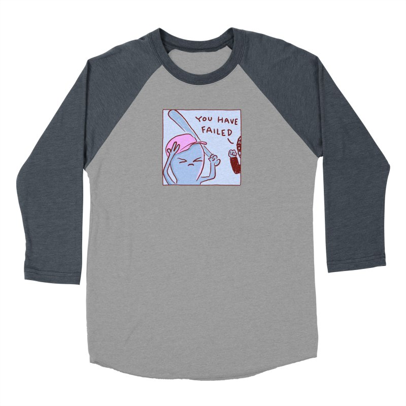 STRANGE PLANET: YOU HAVE FAILED Men's Longsleeve T-Shirt by Nathan W Pyle Shop | Strange Planet Store | Thread