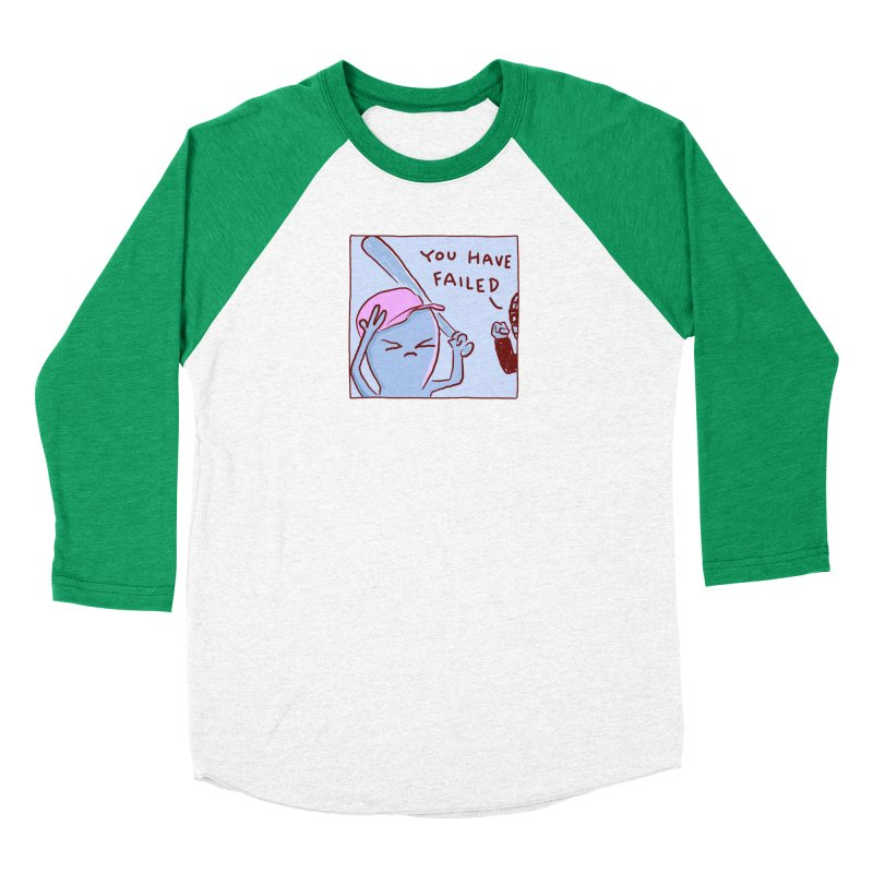 STRANGE PLANET: YOU HAVE FAILED Men's Longsleeve T-Shirt by Nathan W Pyle Shop   Strange Planet Store   Thread