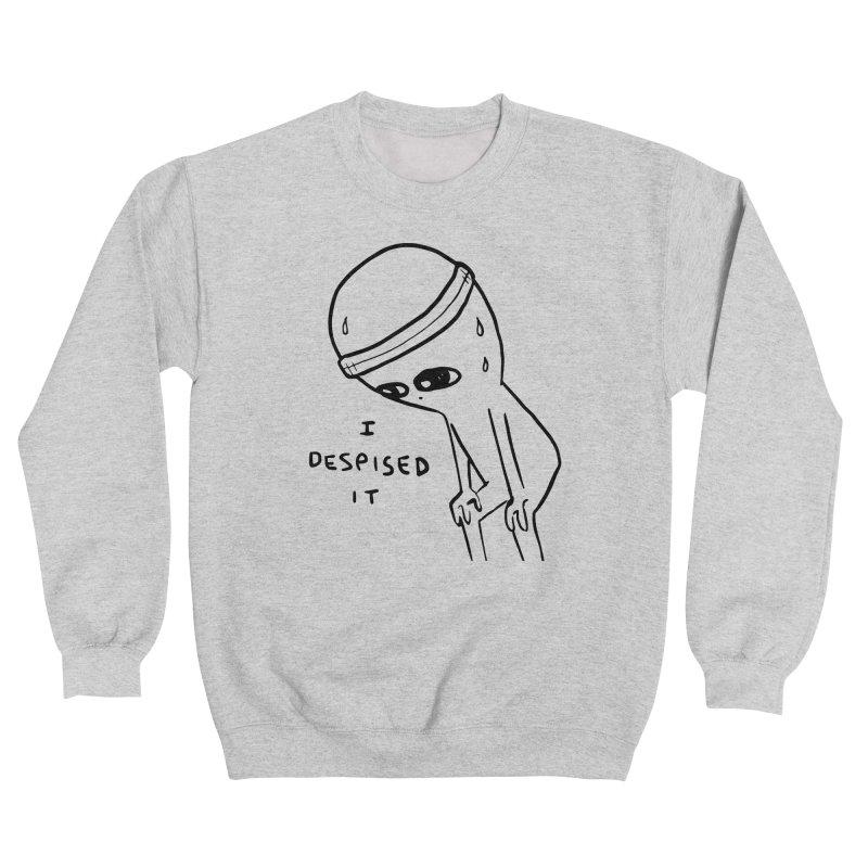 STRANGE PLANET: I DESPISED IT Women's Sweatshirt by Nathan W Pyle Shop | Strange Planet Store | Thread