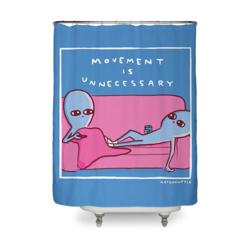 image for STRANGE PLANET SPECIAL PRODUCT: MOVEMENT IS UNNECESSARY