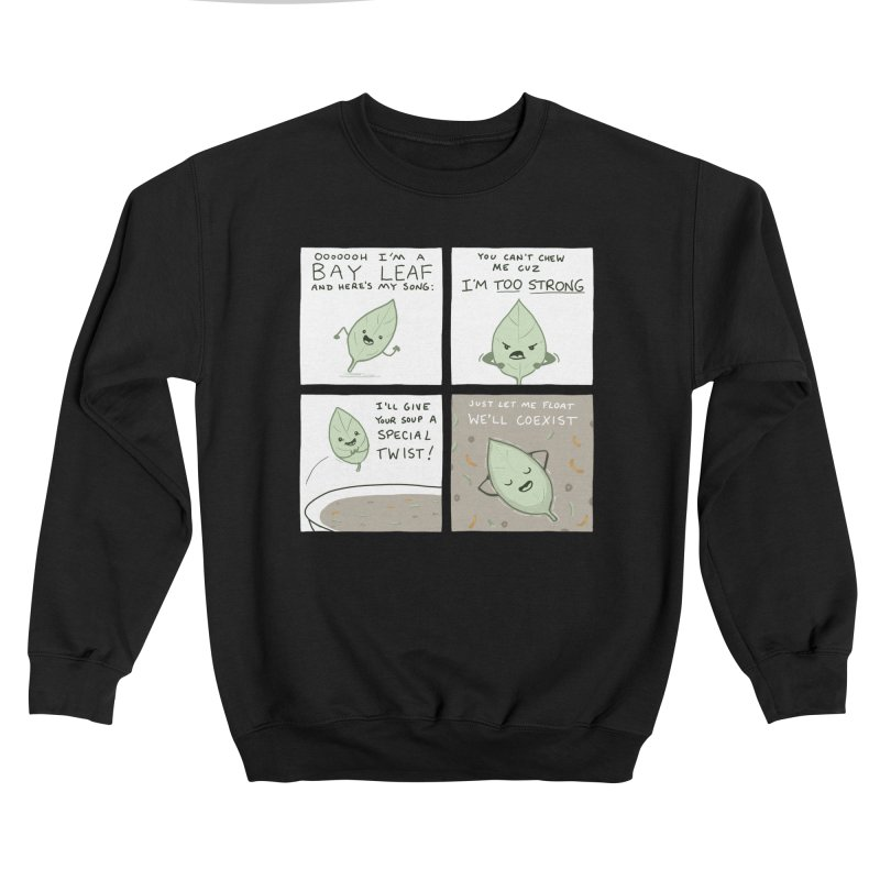 THE BAY LEAF SONG Women's Sweatshirt by Nathan W Pyle Shop | Strange Planet Store | Thread