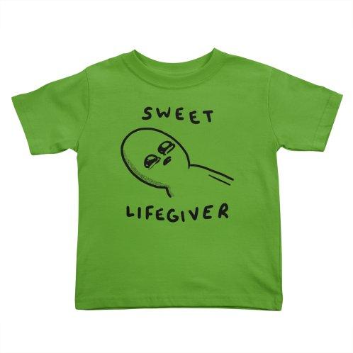image for STRANGE PLANET: SWEET LIFEGIVER