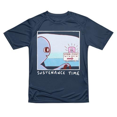 image for STRANGE PLANET: SUSTENANCE TIME