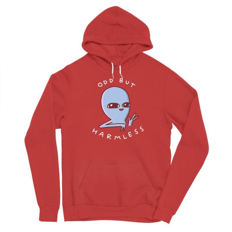 STRANGE PLANET SPECIAL PRODUCT: ODD BUT HARMLESS Men's Pullover Hoody by Nathan W Pyle Shop   Strange Planet Store   Thread