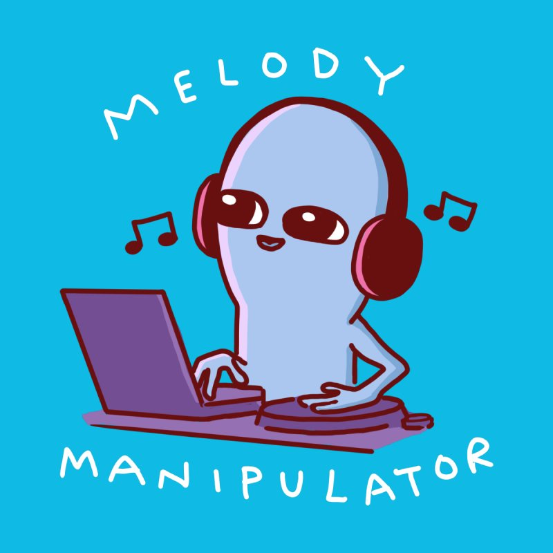 STRANGE PLANET: MELODY MANIPULATOR Accessories Phone Case by Nathan W Pyle Shop | Strange Planet Store | Thread