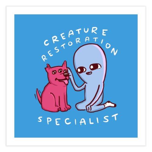 image for STRANGE PLANET: CREATURE RESTORATION SPECIALIST (MORAL CREATURE)