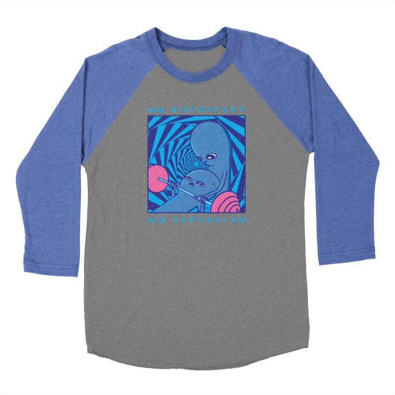 STRANGE PLANET: NO DISCOMFORT NO EXPANSION - STRANGE TIMES EDITION Women's Longsleeve T-Shirt by Nathan W Pyle Shop   Strange Planet Store
