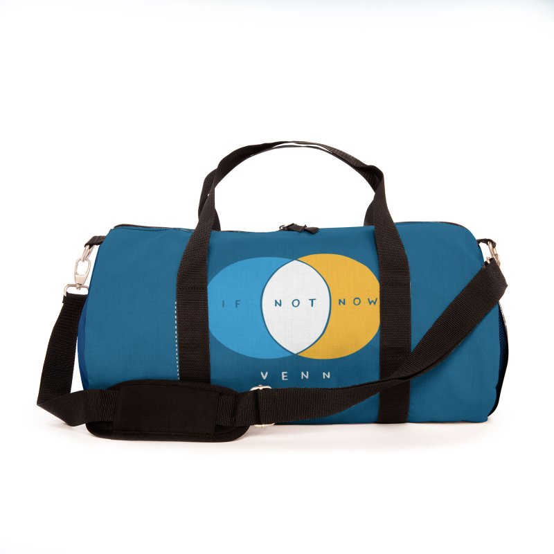If Not Now Venn Accessories Bag by Nathan W Pyle