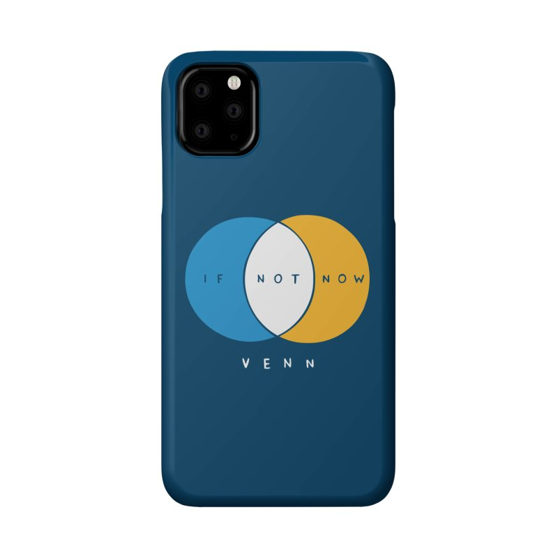 If Not Now Venn Accessories Phone Case by Nathan W Pyle