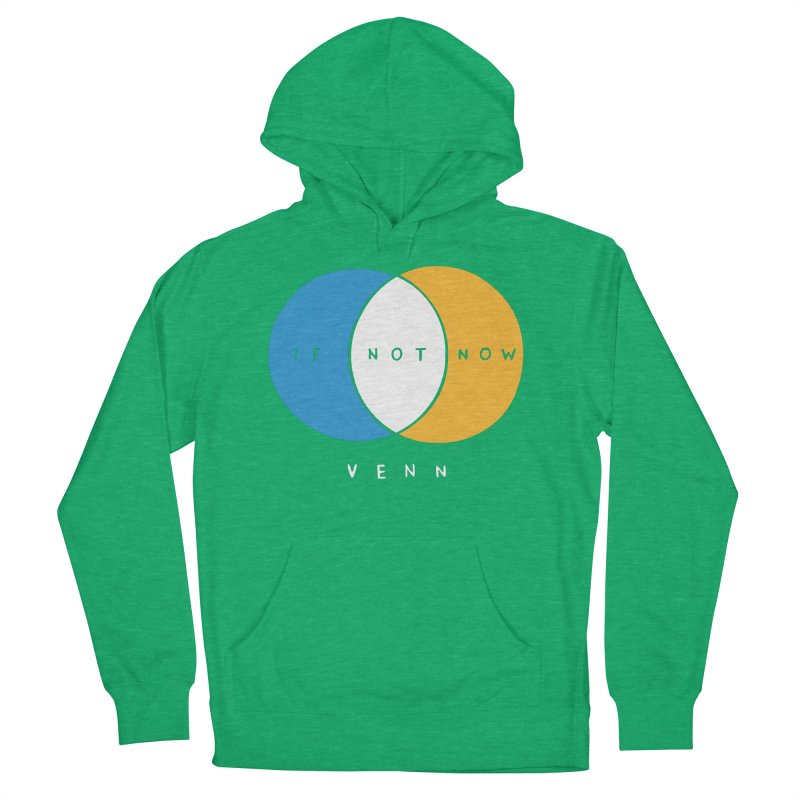 If Not Now Venn Women's Pullover Hoody by nathanwpyle's Artist Shop