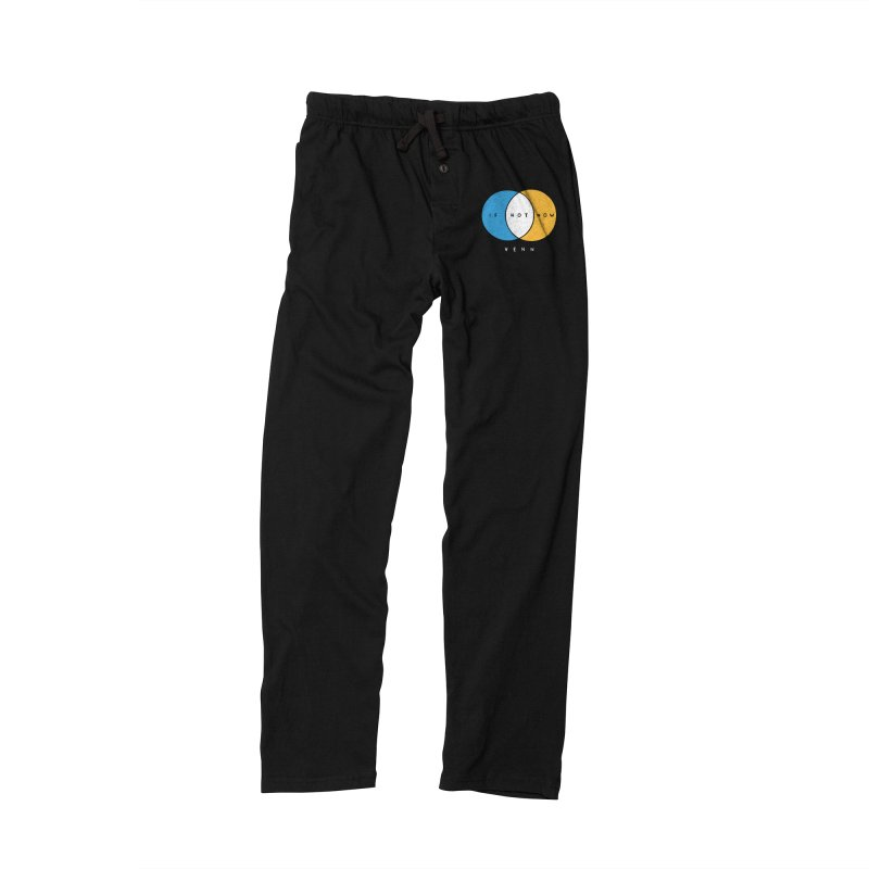 If Not Now Venn Men's Lounge Pants by nathanwpyle's Artist Shop