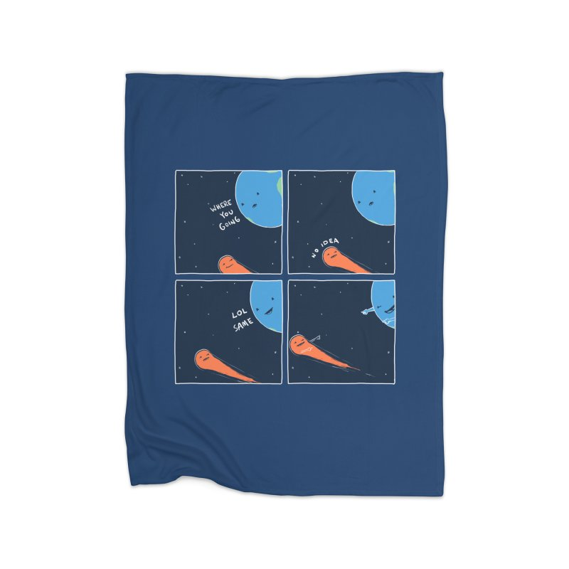 Same Home Blanket by nathanwpyle's Artist Shop