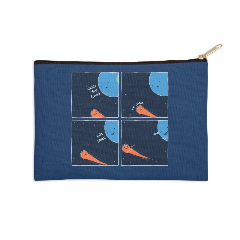 Same Accessories Zip Pouch by nathanwpyle's Artist Shop