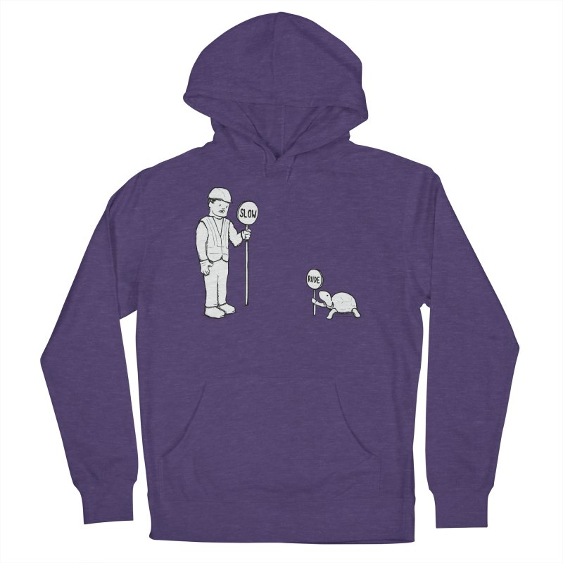 Rude Women's Pullover Hoody by nathanwpyle's Artist Shop