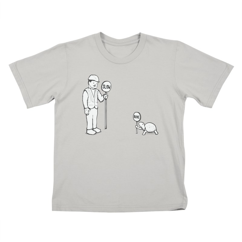 Rude Kids T-Shirt by nathanwpyle's Artist Shop