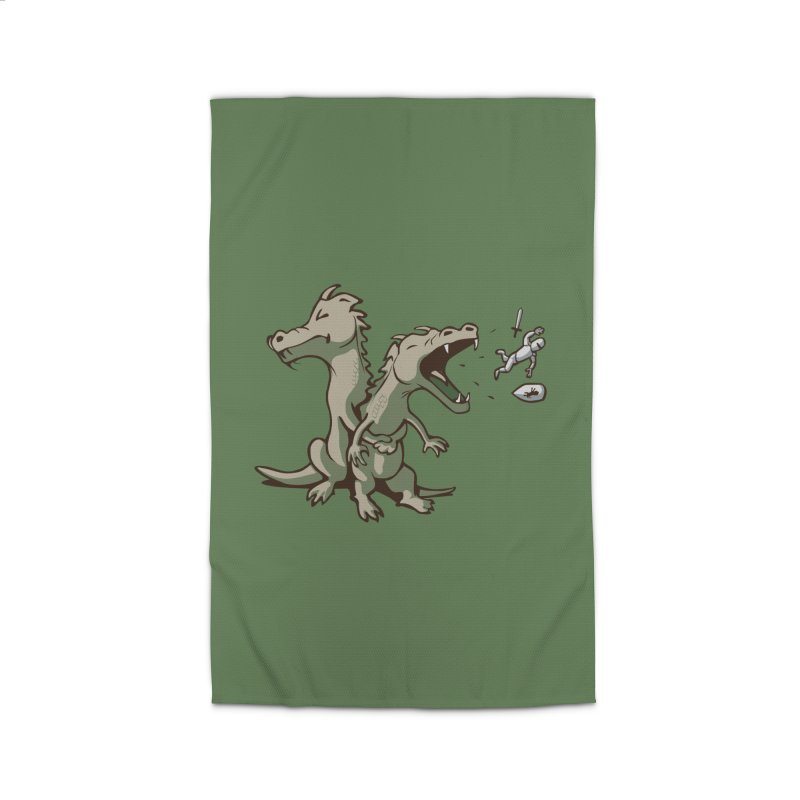Unlikely Hero Home Rug by nathanwpyle's Artist Shop