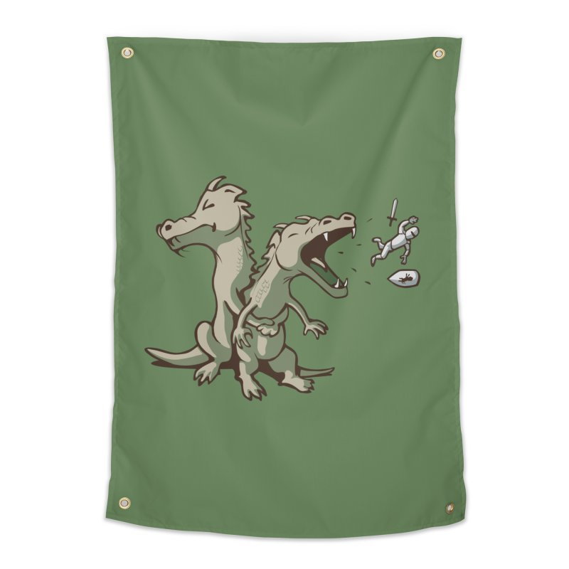 Unlikely Hero Home Tapestry by nathanwpyle's Artist Shop
