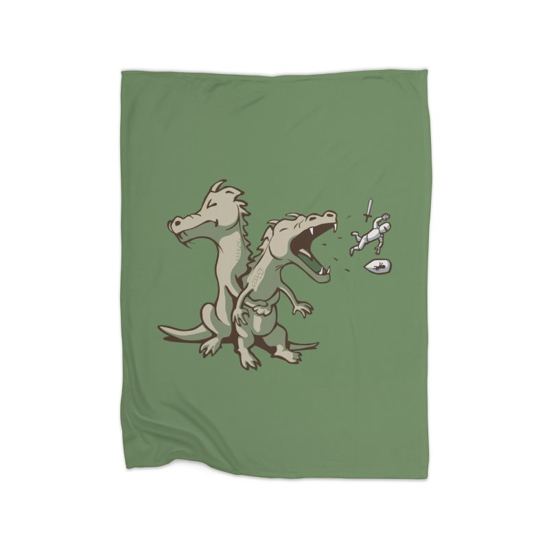 Unlikely Hero Home Blanket by nathanwpyle's Artist Shop