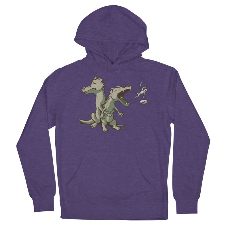 Unlikely Hero Men's Pullover Hoody by nathanwpyle's Artist Shop