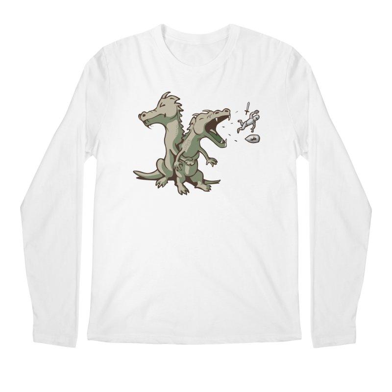 Unlikely Hero Men's Longsleeve T-Shirt by nathanwpyle's Artist Shop