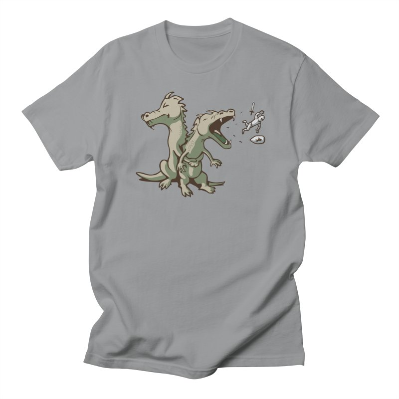 Unlikely Hero Men's T-Shirt by nathanwpyle's Artist Shop