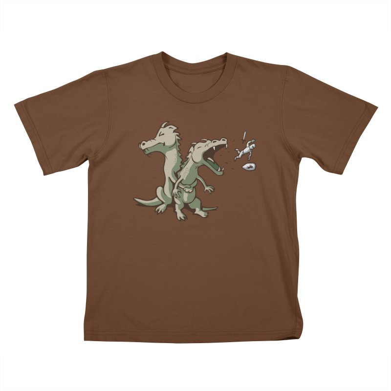 Unlikely Hero Kids T-Shirt by nathanwpyle's Artist Shop