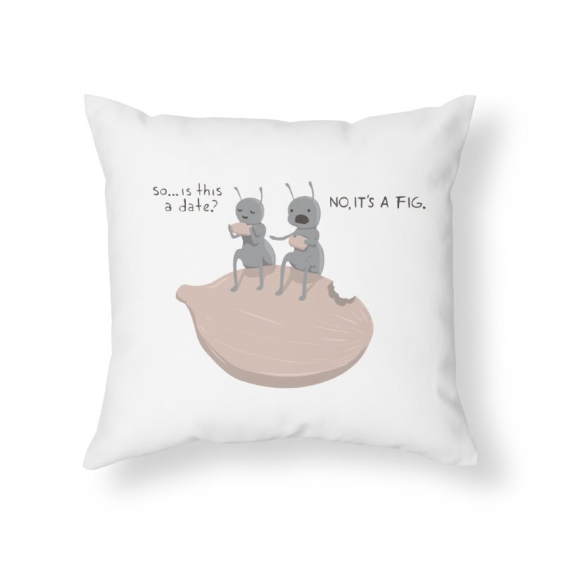 Semantics Home Throw Pillow by nathanwpyle's Artist Shop