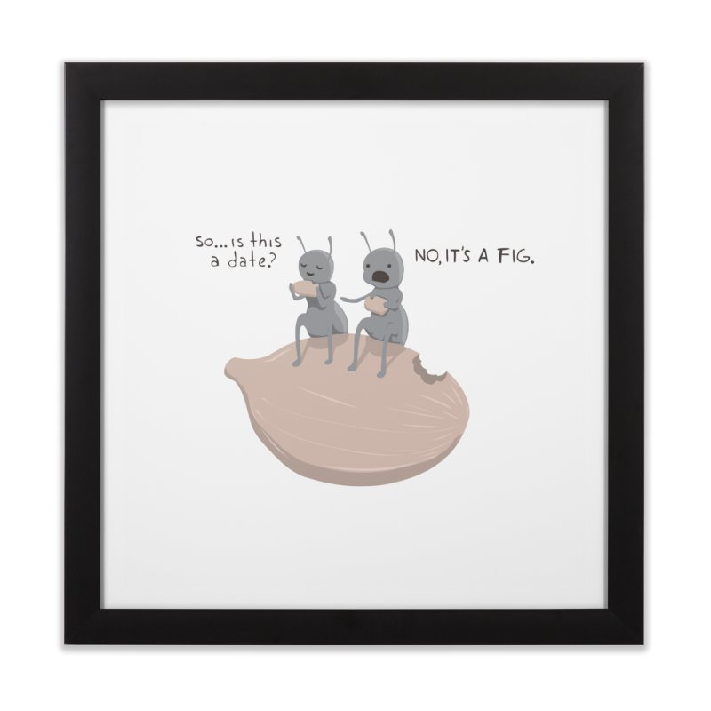 Semantics Home Framed Fine Art Print by nathanwpyle's Artist Shop