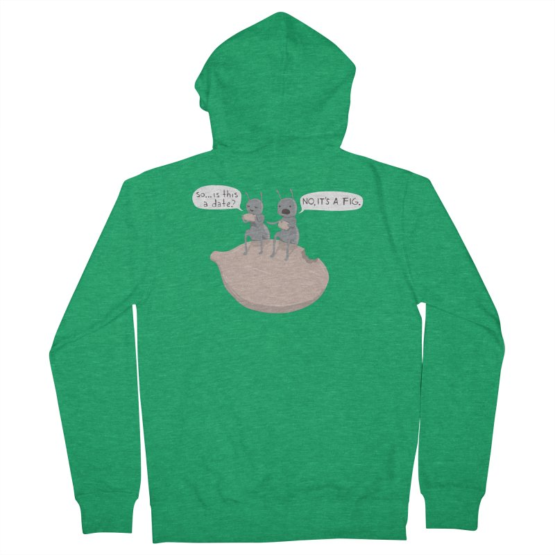Semantics Men's Zip-Up Hoody by nathanwpyle's Artist Shop