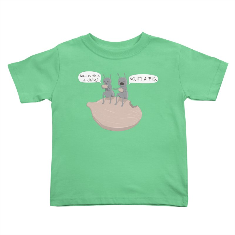 Semantics Kids Toddler T-Shirt by nathanwpyle's Artist Shop