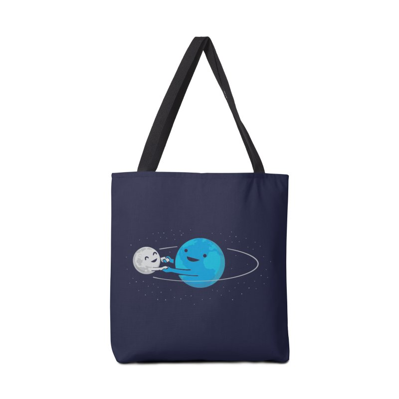I Love Being Around You (now on BLACK too!) Accessories Bag by nathanwpyle's Artist Shop