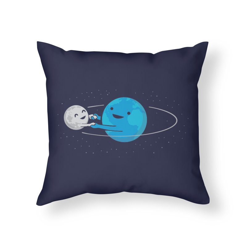 I Love Being Around You (now on BLACK too!) Home Throw Pillow by nathanwpyle's Artist Shop