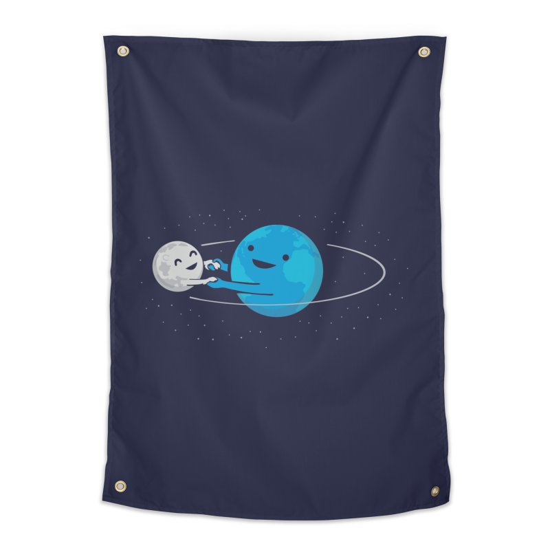 I Love Being Around You (now on BLACK too!) Home Tapestry by nathanwpyle's Artist Shop