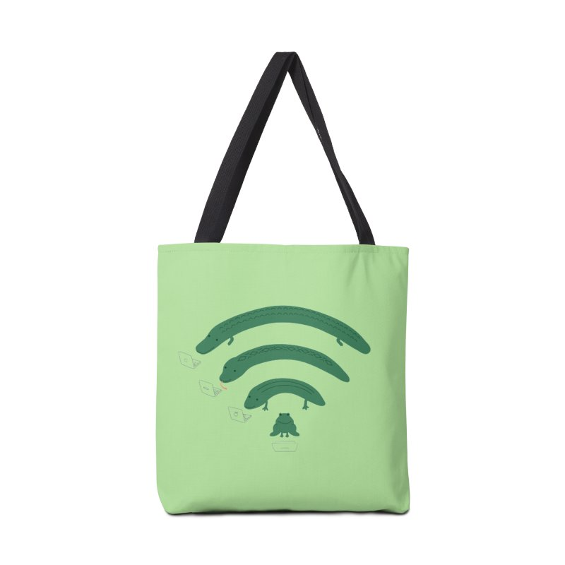 Everybody Loves The Internet Accessories Bag by nathanwpyle's Artist Shop