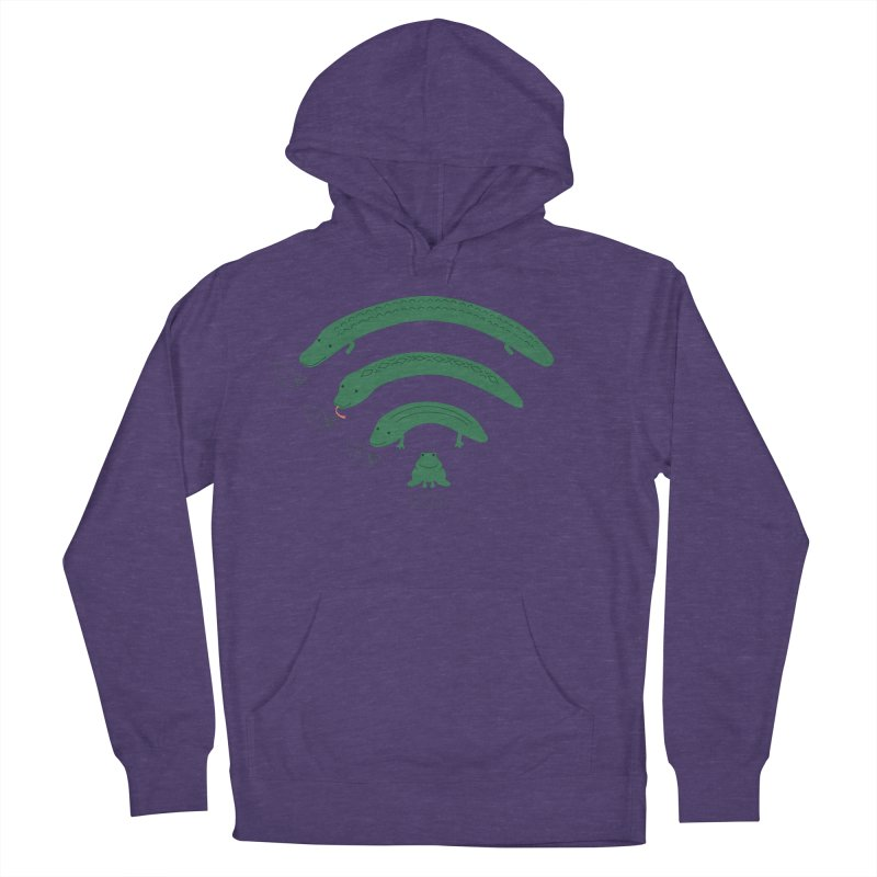 Everybody Loves The Internet Men's Pullover Hoody by nathanwpyle's Artist Shop