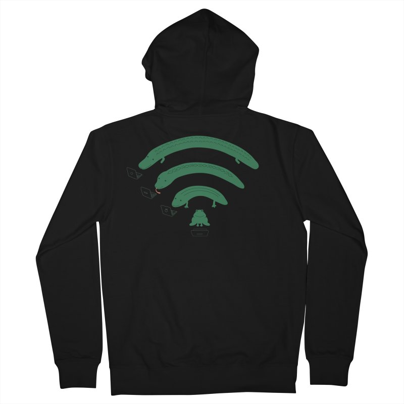 Everybody Loves The Internet Women's Zip-Up Hoody by nathanwpyle's Artist Shop