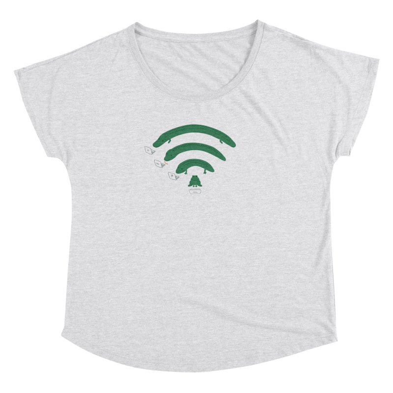 Everybody Loves The Internet Women's Dolman by nathanwpyle's Artist Shop