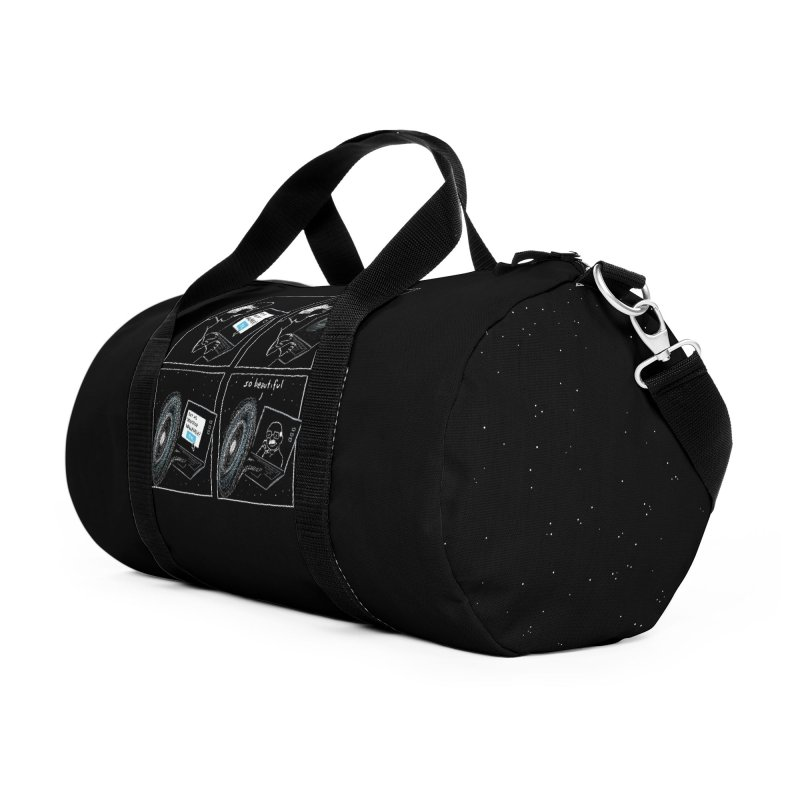 Mutual Admiration Accessories Duffel Bag Bag by Nathan W Pyle