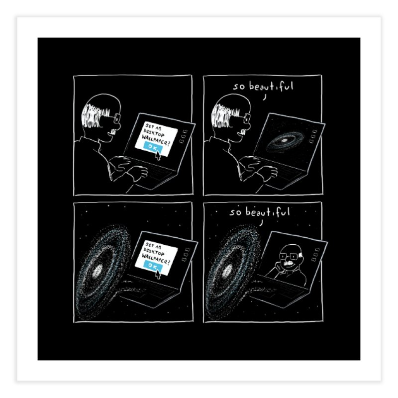 Mutual Admiration Home Fine Art Print by nathanwpyle's Artist Shop