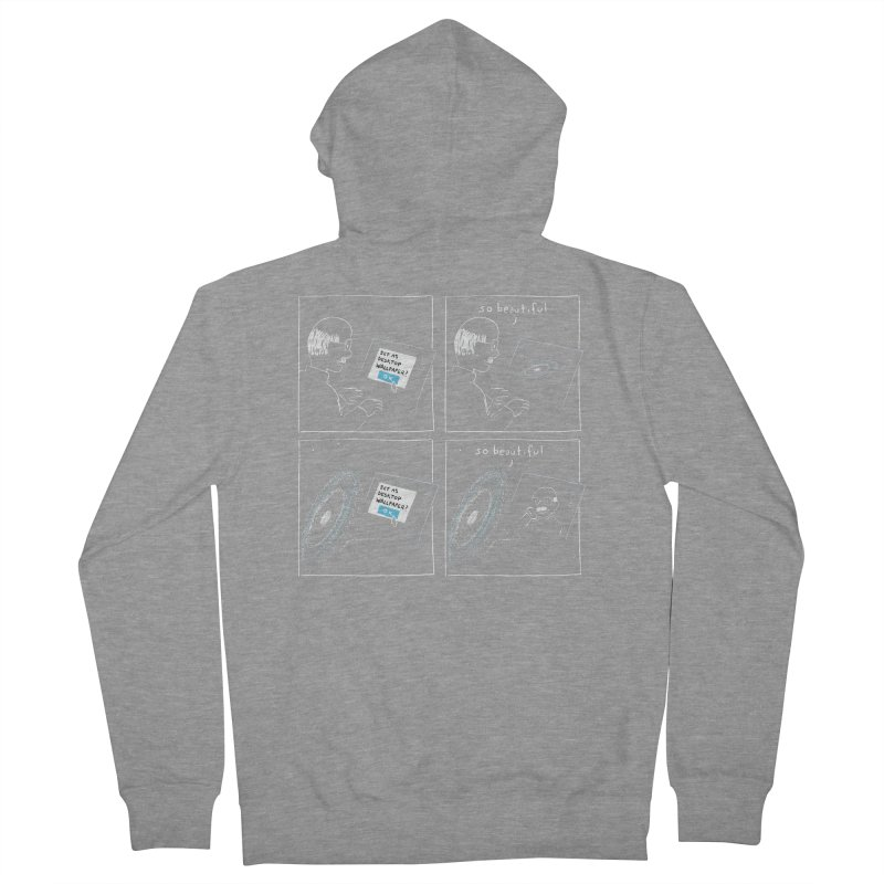 Mutual Admiration Women's Zip-Up Hoody by nathanwpyle's Artist Shop