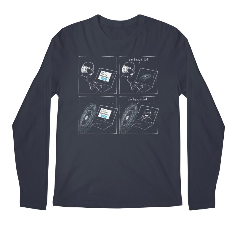 Mutual Admiration Men's Longsleeve T-Shirt by nathanwpyle's Artist Shop